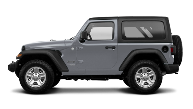 2018 Jeep Tout Nouveau Wrangler SPORT