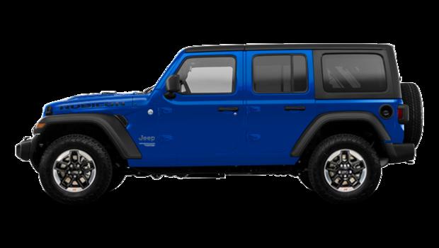 Jeep Tout Nouveau Wrangler UNLIMITED RUBICON 2018