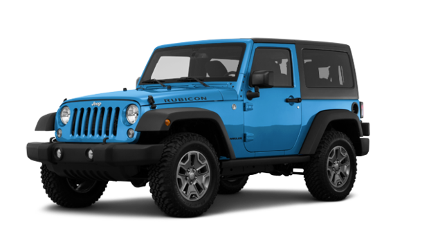 jeep wrangler jk rubicon 2018 partir de 43690 0. Black Bedroom Furniture Sets. Home Design Ideas