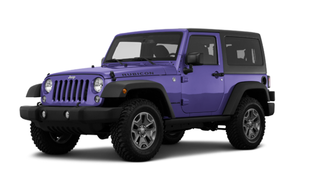 jeep wrangler jk rubicon 2018 partir de 43690 0 grenier automobile. Black Bedroom Furniture Sets. Home Design Ideas