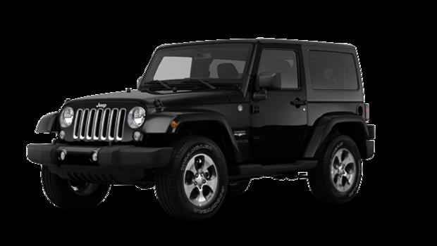 2018 Jeep Wrangler Jk Sahara Starting At 37190 0