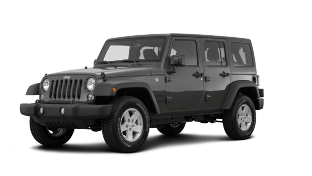 jeep wrangler jk unlimited sport s 2018 partir de 36840 0 grenier automobile. Black Bedroom Furniture Sets. Home Design Ideas