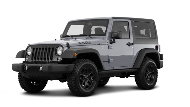 Chrysler Roadside Assistance >> 2018 Jeep Wrangler JK WILLYS WHEELER - Starting at $39340 ...