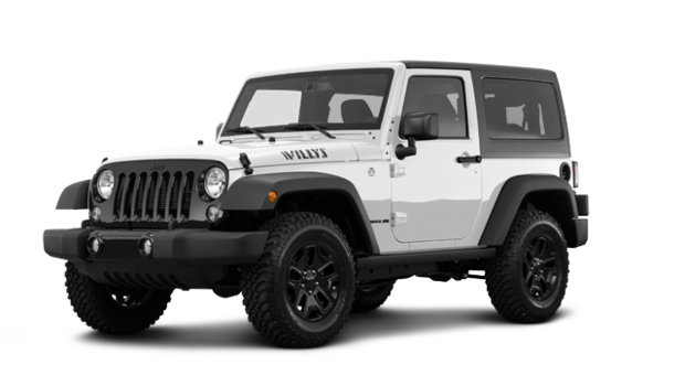 jeep wrangler jk willys wheeler 2018 partir de 39440 0. Black Bedroom Furniture Sets. Home Design Ideas
