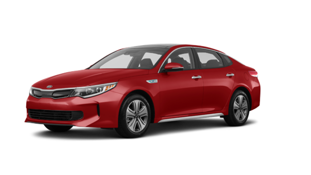 2018 Kia Optima HEV EX