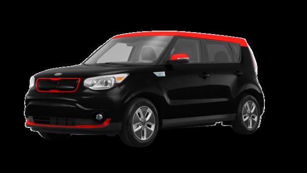 Kia Soul EV EV LUXE 2018