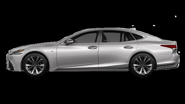 2018 Lexus LS F SPORT