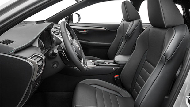 2018 Lexus NX F SPORT
