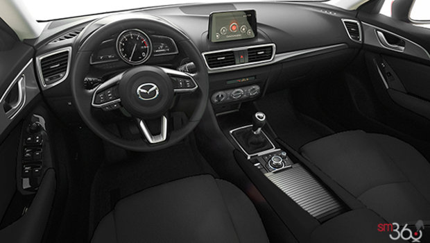 Mazda 3 Sport >> Mazda 2-20 | Le Mazda3 GX 2018 à Pincourt et Île-Perrot