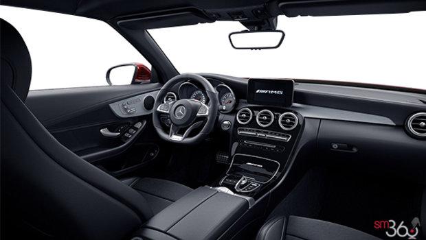 2018 Mercedes-Benz C-Class Cabriolet AMG  63