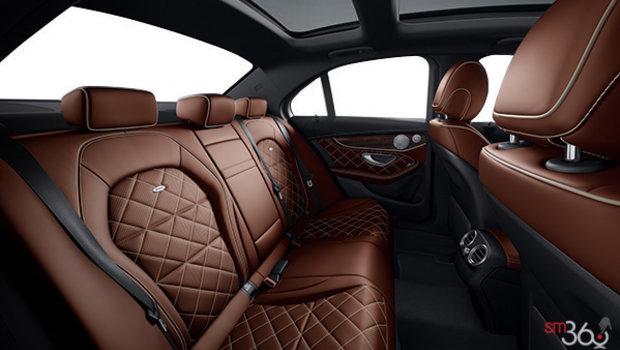 2018 Mercedes-Benz C-Class Sedan AMG 43 4MATIC