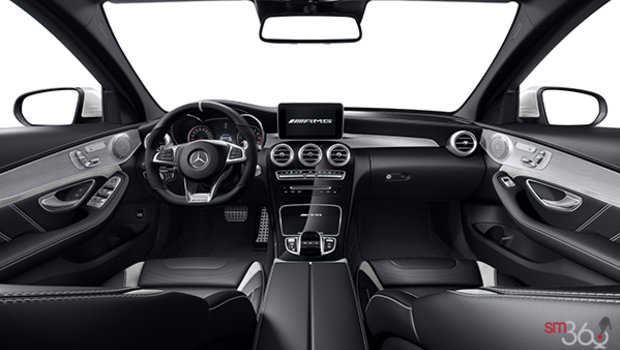 2018 Mercedes-Benz C-Class Sedan AMG 63 S