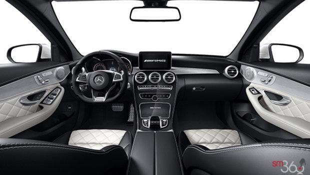 2018 Mercedes-Benz C-Class Sedan AMG 63