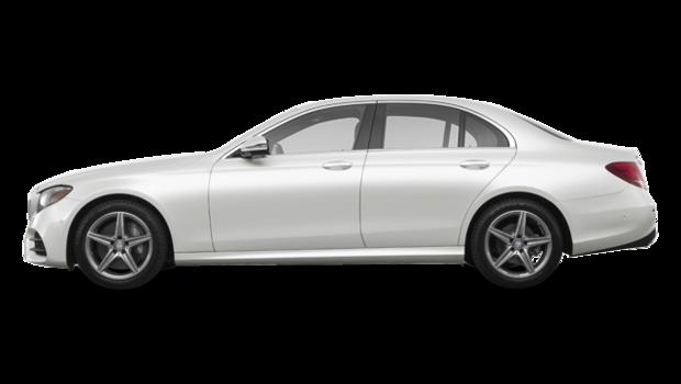 2018 Mercedes-Benz E-Class Sedan 300 4MATIC