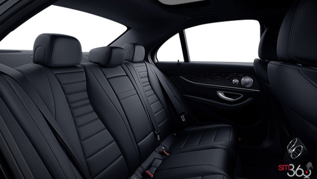 2018 Mercedes-Benz E-Class Sedan 400 4MATIC