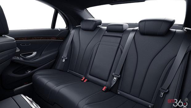2018 Mercedes-Benz S-Class Sedan 450 4MATIC