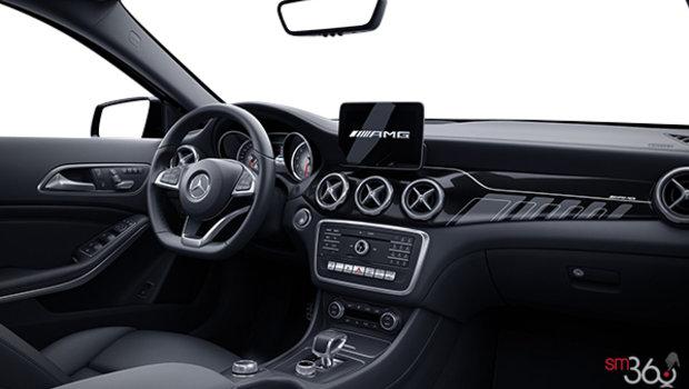 2018 Mercedes-Benz GLA 45 AMG 4MATIC