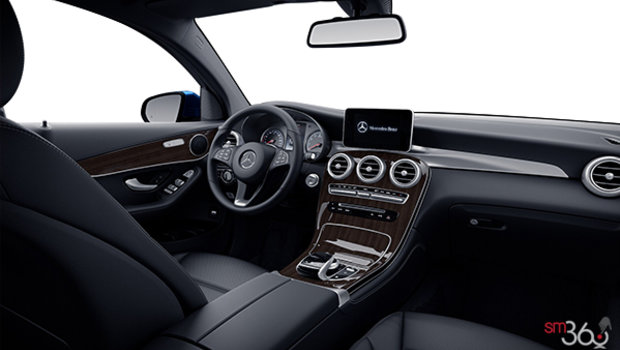 2018 Mercedes-Benz GLC Coupe 300 4MATIC