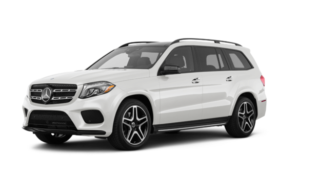 2018 Mercedes-Benz GLS 450 4MATIC