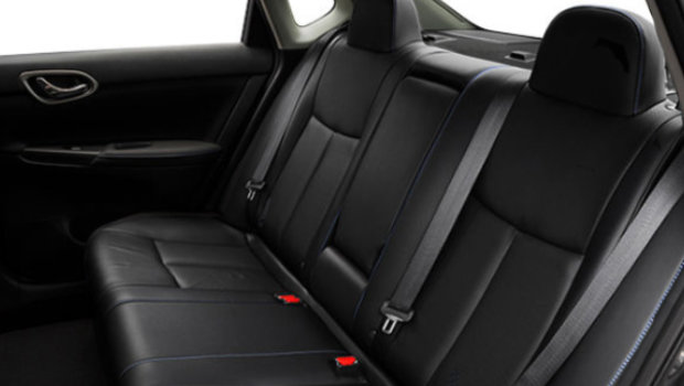 Charcoal Sport Leather