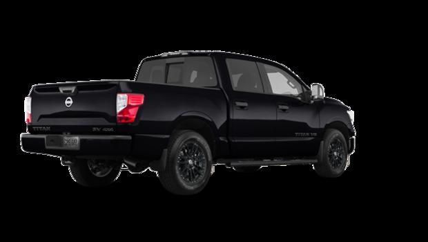 2018 Nissan Titan SV MIDNIGHT EDITION