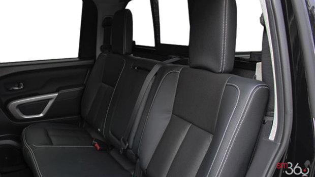Pro-4X Black Leather