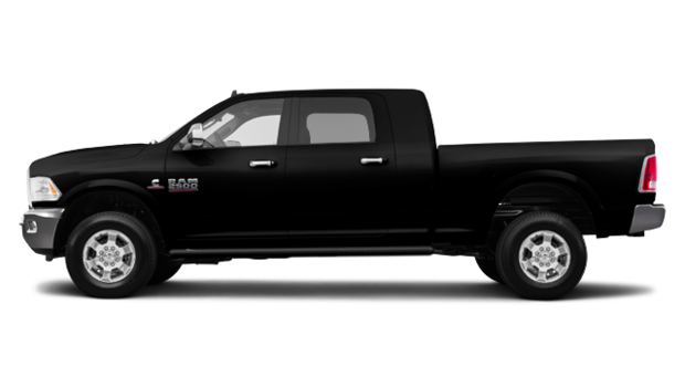 2018 RAM 2500 HARVEST EDITION