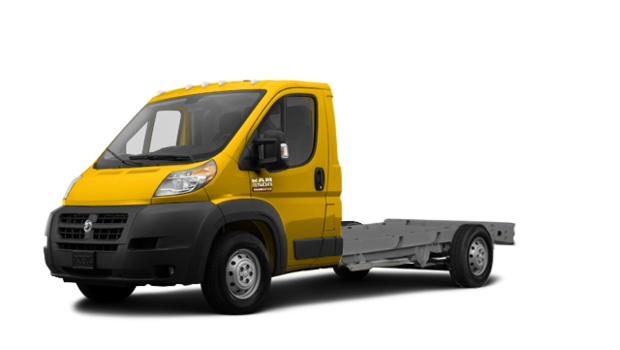 2018 RAM PROMASTER 3500 CHASSIS CAB