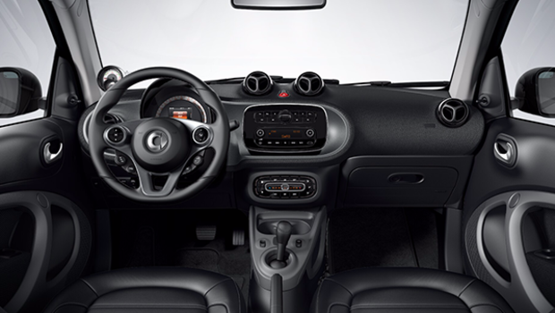 2018 smart fortwo electric drive cabriolet passion