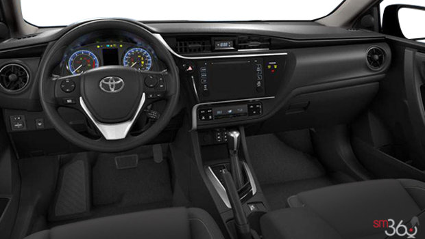 Toyota corolla le cvt 2018 partir de 21190 0 ile - 2014 toyota corolla interior features ...