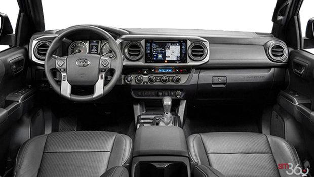2018 Toyota Tacoma 4x4 Double Cab V6 Ltd Sb From 47945 0 Ile