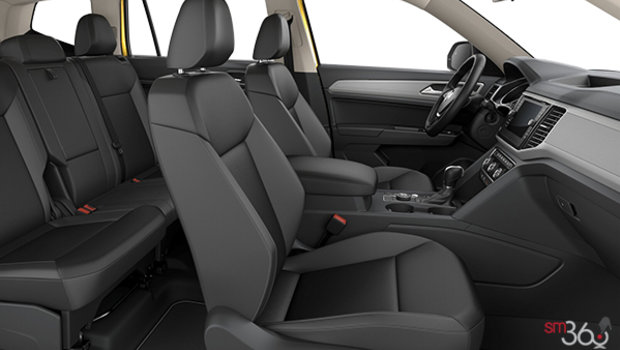 2018 Volkswagen Atlas Comfortline Starting At 40290