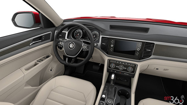 2018 Volkswagen Atlas HIGHLINE - Starting at $49790 | South Centre Volkswagen
