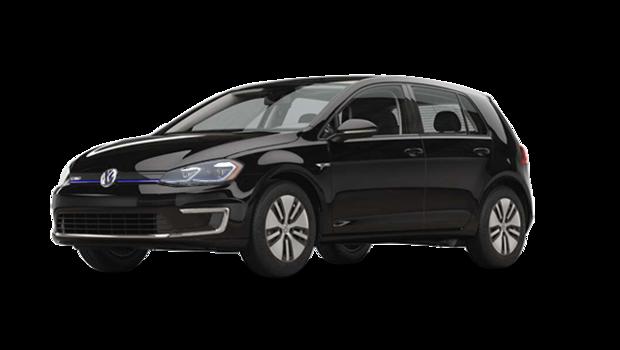 2018 Volkswagen e-Golf COMFORTLINE - Starting at $36455   Lethbridge Volkswagen