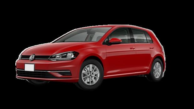 2018 Volkswagen Golf 5 Door Trendline Starting At 24040