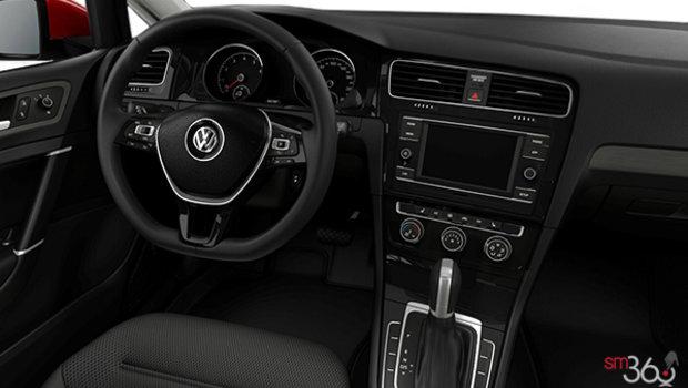 Interior. 2018 Volkswagen Golf SportWagen TRENDLINE ...