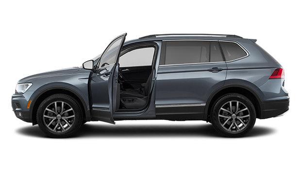 2018 Volkswagen Tiguan COMFORTLINE - Starting at $34425