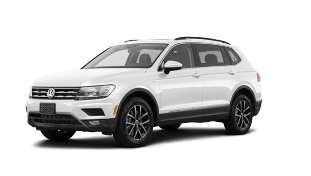 2018 Volkswagen Tiguan Comfortline Starting At 34425 Lethbridge