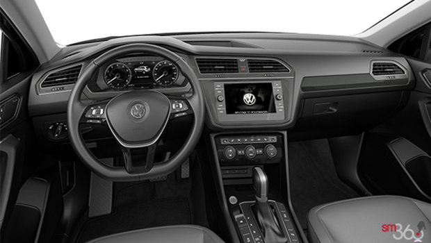 2018 Volkswagen Tiguan HIGHLINE - Starting at $39275 | Lethbridge Volkswagen