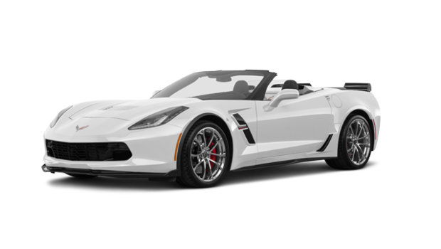 2018 Chevrolet Corvette Convertible Grand Sport 2LT