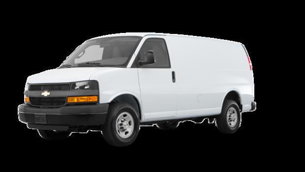 Chevrolet Express 3500 UTILITAIRE 2018