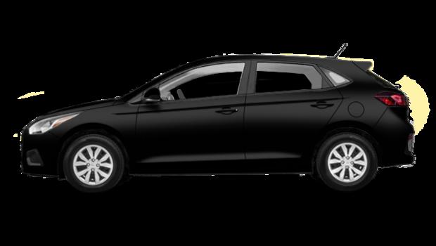 2018 Hyundai Accent 5 doors L