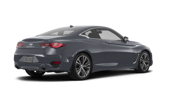 2018 INFINITI Q60 Coupe 2.0T LUXE AWD
