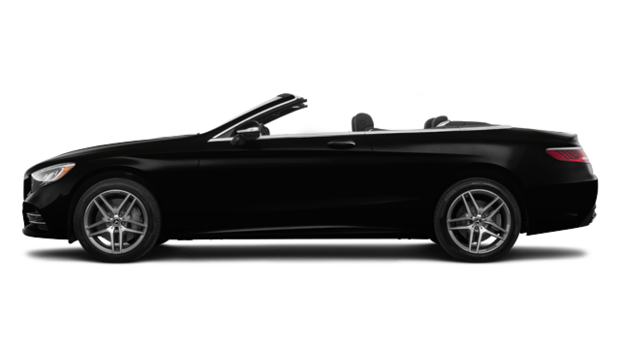 2018 Mercedes-Benz S-Class Cabriolet 560
