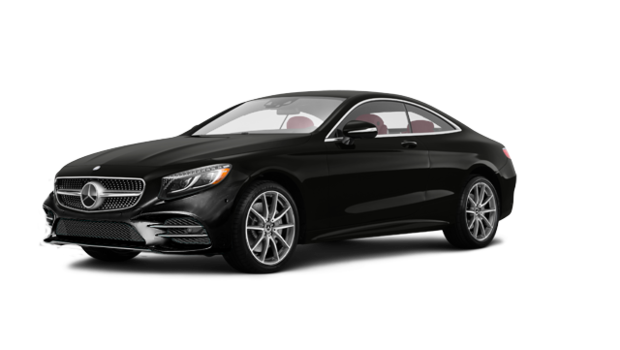2018 Mercedes-Benz S-Class Coupe 560 4MATIC