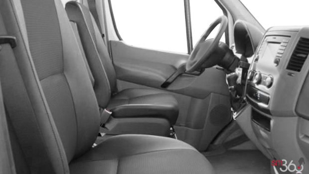 2018 Mercedes-Benz Sprinter 4X4 CARGO VAN 3500