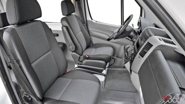 2018 Mercedes-Benz Sprinter 4X4 PASSENGER VAN 2500