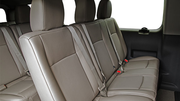 Beige Leather seats