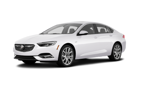 Gm Ile Perrot >> 2019 Buick Regal Sportback AVENIR - Starting at $40245.0 ...
