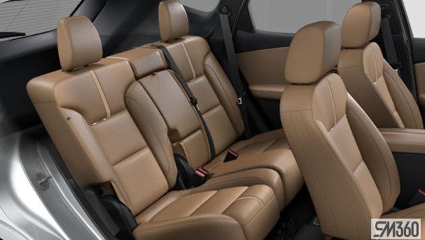 Jet Black/Maple Sugar Perforated Leather (HAX-AR9)